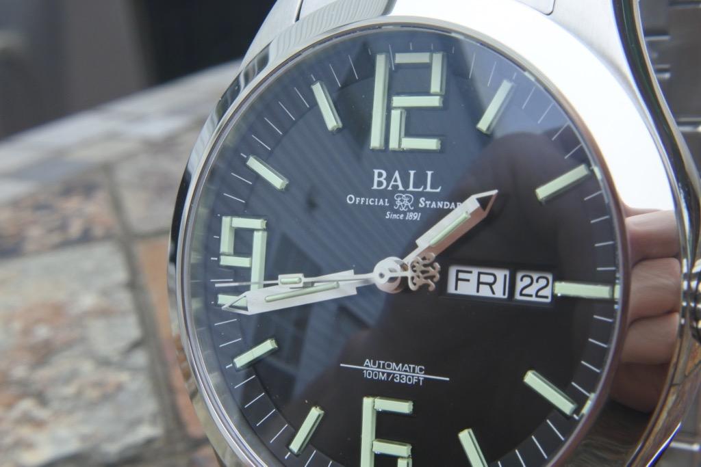 ball engineer ii genesis